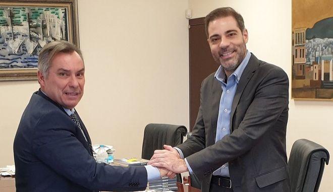 Η ΑΚΤΩΡ ανέλαβε την ενεργειακή αναβάθμιση του δικτύου οδοφωτισμού του Δήμου Αλίμου