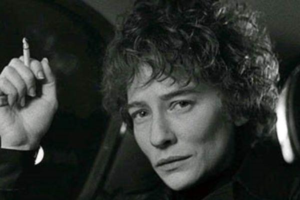 Η Cate Blanchett σε ρόλο Bob Dylan για τις ανάγκες της ταινίας 'I m Not There'