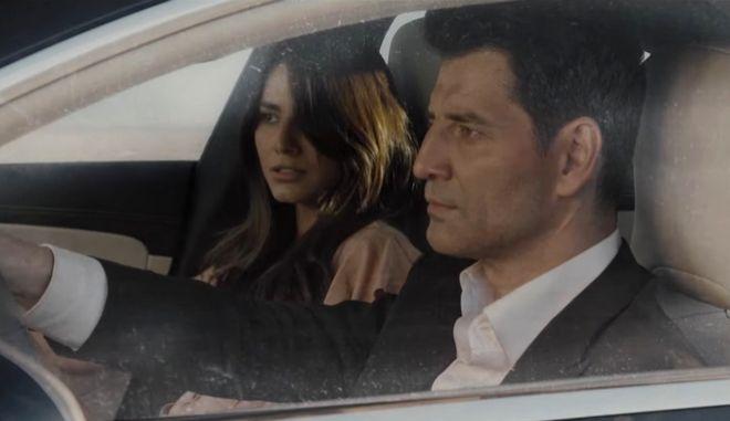 """Σάκης Ρουβάς και Ηλιάνα Παπαγεωργίου """"εν δράσει"""" στο νέο του video clip"""