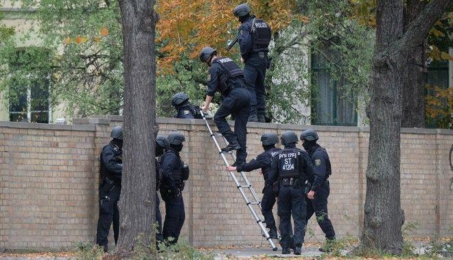 Πυροβολισμοί στη Γερμανία - Δύο νεκροί