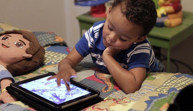 Παιδί και τεχνολογία