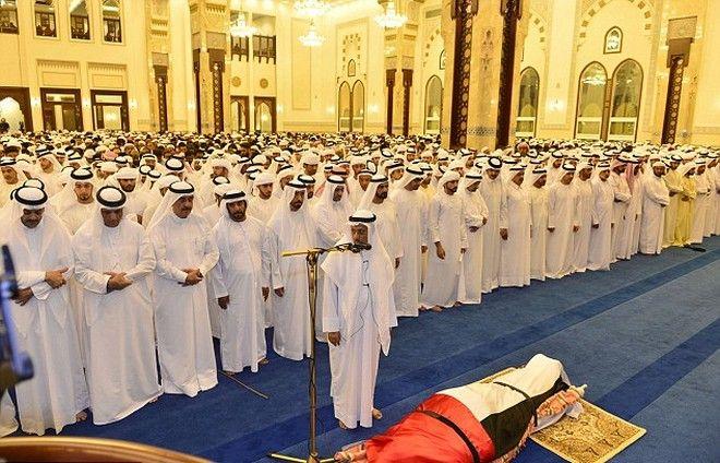 Πέθανε από ανακοπή ο πρίγκιπας του Ντουμπάι