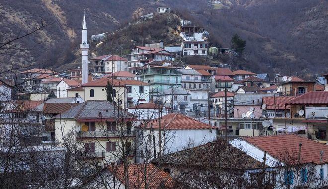Το χωριό Άνω Θέρμες, πομακοχώρι στην Ξάνθη