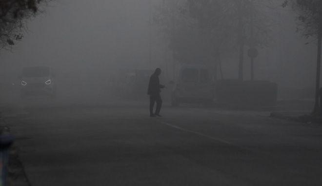 Ομίχλη (ΦΩΤΟ Αρχείου)