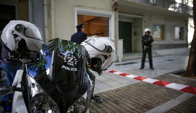 Επιχείρηση της αστυνομίας για την εκκένωση του Υπουργείου εξωτερικών
