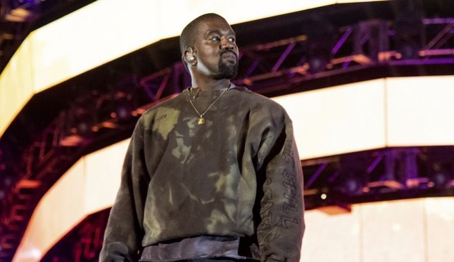 Kanye West στο Coachella Music & Arts Festival