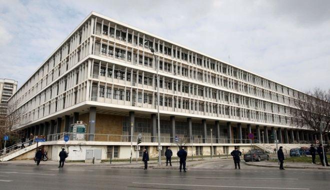 Το Δικαστικό Μέγαρο Θεσσαλονίκης