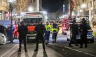 Πυροβολισμοί στο Χανάου: Στους 6 οι τραυματίες σύμφωνα με τις γερμανικές αρχές
