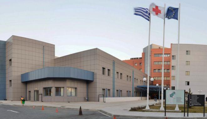 Γρονθοκόπησαν γιατρό στο νοσοκομείο Καβάλας