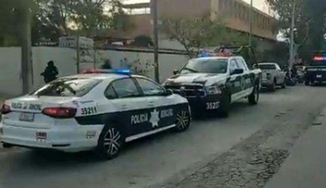 Μεξικό: Πυροβολισμοί σε σχολείο
