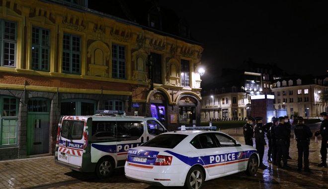 Αστυνομικές δυνάμεις στη Γαλλία
