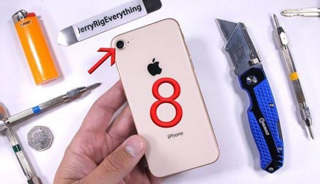 iPhone 8: Πόσο ανθεκτική είναι η νέα ναυαρχίδα της Apple;