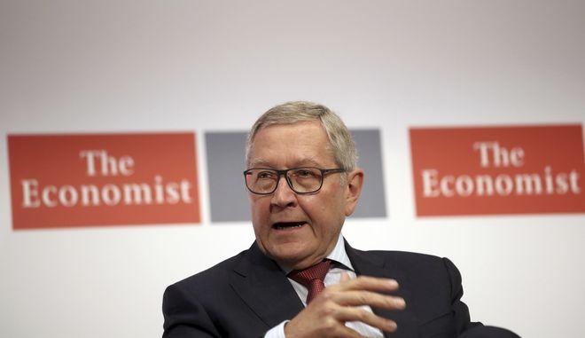 Ο επικεφαλής του Ευρωπαϊκού Μηχανισμού Σταθερότητας (ESM) Κλάους Ρέγκλινγκ