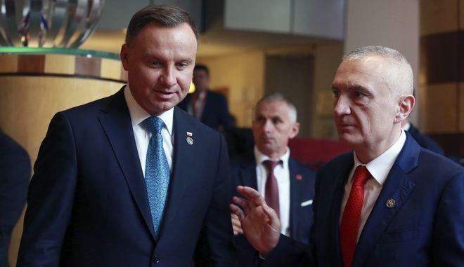 Διαδικασία Μπρντο-Μπριούνι - Συνάντηση ηγετών στα Τίρανα