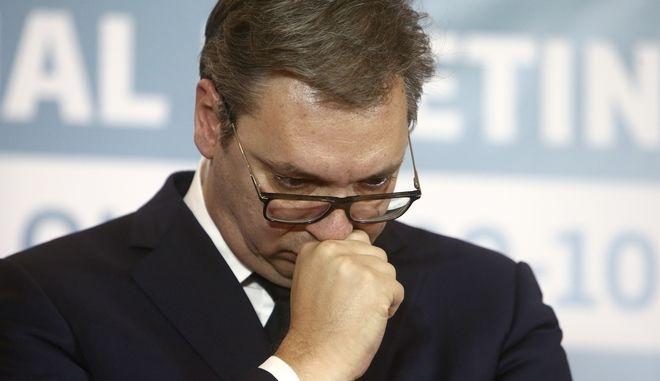 Αλεξάνταρ Βούτσιτς, Πρόεδρος της Σερβίας
