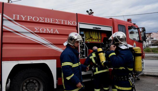 Πυροσβεστική Υπηρεσία (φωτό αρχείου)