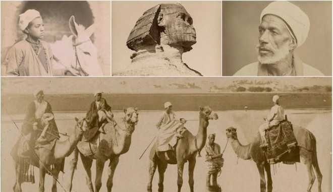 Μηχανή του Χρόνου: 'Zangaki' - Οι μυστηριώδεις Έλληνες φωτογράφοι που έγιναν διάσημοι στη Μέση Ανατολή