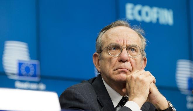 ΒΕΛΓΙΟ - ΣΥΜΒΟΥΛΙΟ ECOFIN ΣΤΙΣ ΒΡΥΞΕΛΛΕΣ (EUROKINISSI/Συμβούλιο της Ευρωπαϊκής Ένωσης)