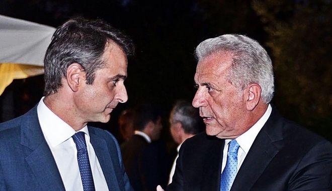 Ραντεβού Αβραμόπουλου- Μητσοτάκη μέσω Τουρκίας
