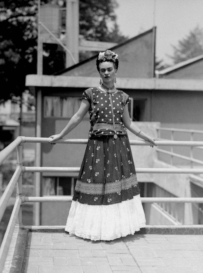 Frida Kahlo από την Julie Taymor