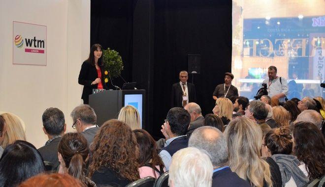 Πάνοπλη η Ελλάδα στην Παγκόσμια Έκθεση τουρισμού του Λονδίνου
