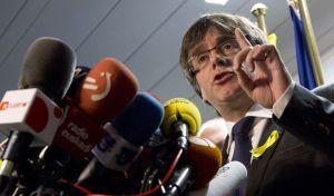 Πουτζντεμόν: Μπορώ να κυβερνήσω από το Βέλγιο