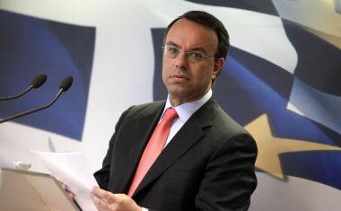 Ο βουλευτής της ΝΔ Χρήστος Σταϊκούρας