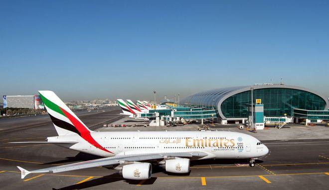 Emirates: Έρχονται αλλαγές το 2019 στην πτήση Αθήνα - Ντουμπάι