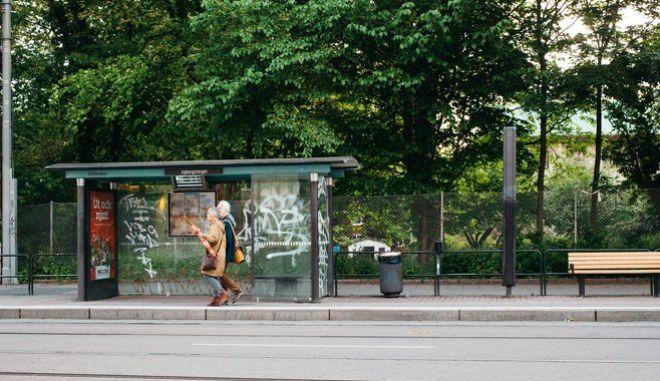 21 στάσεις λεωφορείων της Αθήναςγίνονται portals σε μια νέα Πραγματικότητα