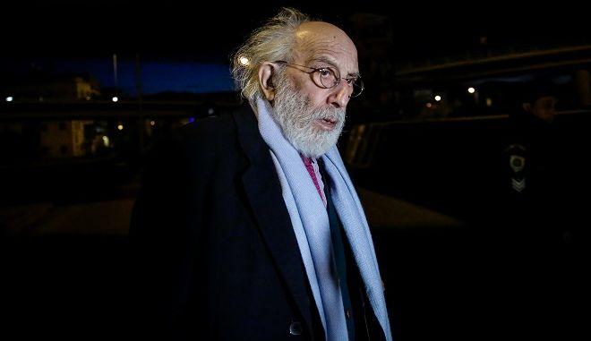 Ο γνωστός ποινικολόγος Αλέξανδρος Λυκουρέζος
