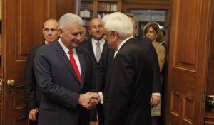 Δεκτό από τον ΠτΔ το αίτημα επίσκεψης του Ταγίπ Ερντογάν στην Αθήνα εντός του 2017