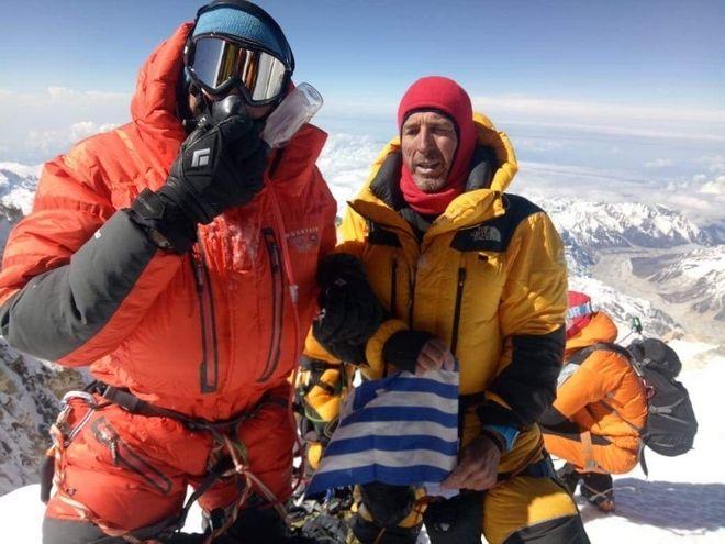 Οι Έλληνες ορειβάτες που κατέκτησαν τα Ιμαλάια