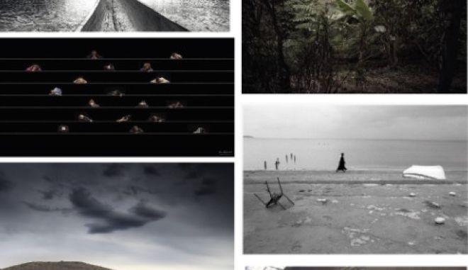 """Ομαδική έκθεση φωτογραφίας """"Slices of Silence"""" στη γκαλερί Ελένη Μαρνέρη"""