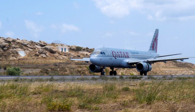 Qatar Airways: Η καλή πορεία έφερε επέκταση της γραμμής Ντόχα - Μύκονος