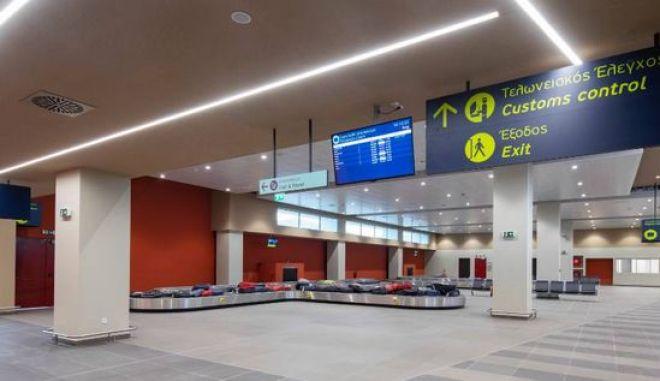 Μυτιλήνη: Σε λειτουργία ο νέος τερματικός σταθμός στο αεροδρόμιο