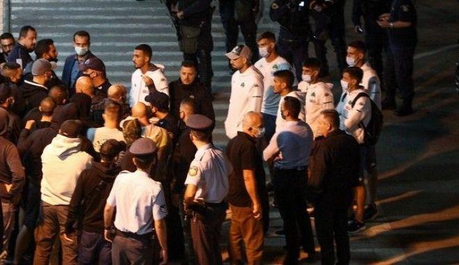 Παναθηναϊκός: Υποδοχή με αποδοκιμασίες στη Λαμία