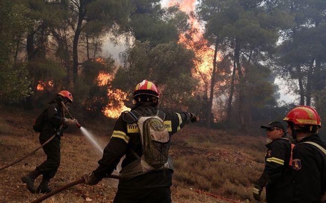 Σε 'κλίμακα επικινδυνότητας 3' η Ελλάδα έως την Κυριακή λόγω καύσωνα