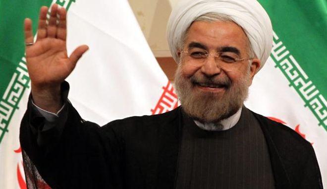 Άρση των κυρώσεων του Ιράν για τα πυρηνικά. Δικαιωμένος αισθάνεται ο Ροχανί