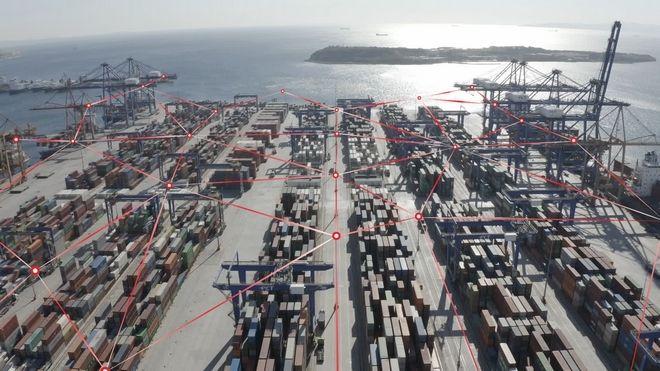Το 1ο Ιδιωτικό Δίκτυο Κινητής στην Ελλάδα οδηγεί τον Εμπορικό Λιμένα Πειραιά στο μέλλον