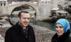 Ο Ταγιπ Ερντογάν με τον έρωτα της ζωής του, την Εμινέ