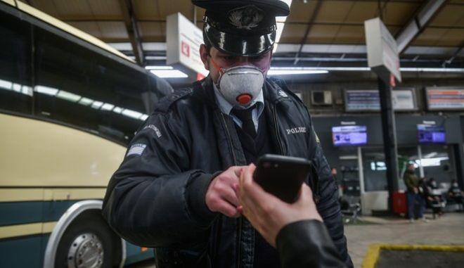 Έλεγχοι της αστυνομίας