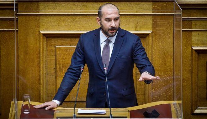 Δημήτρης Τζανακόπουλος.