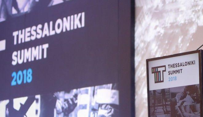 Σε εξέλιξη οι εργασίες του 3ου Thessaloniki Summit