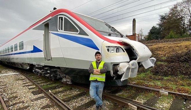 """ΤΡΑΙΝΟΣΕ: Ξεκινά για τη Θεσσαλονίκη το πρώτο """"Ιταλικό"""" τρένο"""