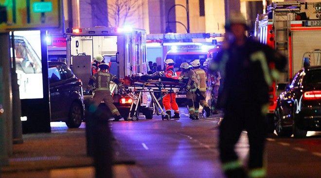 Επίθεση στο Βερολίνο: Συνελήφθη ένας 23χρονος