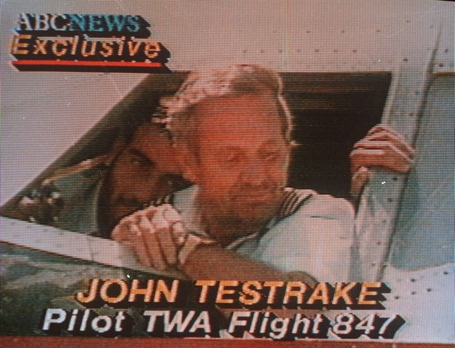 Φωτό αρχείου: Αεροπειρατεία TWA