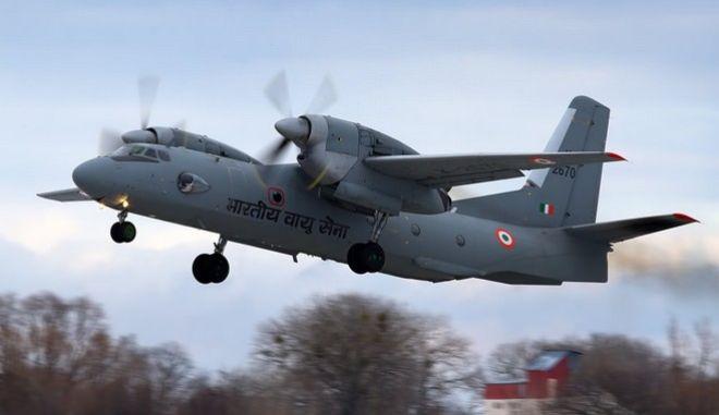Πολεμικό αεροσκάφος εξαφανίστηκε από τα ραντάρ στον Κόλπο της Βεγγάλης