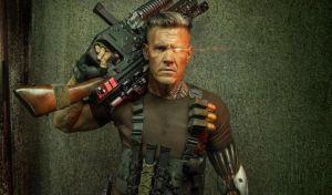 Ο Josh Brolin έφαγε βρωμόξυλο στα γυρίσματα του 'Deadpool 2'