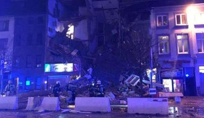 Αμβέρσα: Δύο νεκροί από την έκρηξη που ισοπέδωσε κτίριο