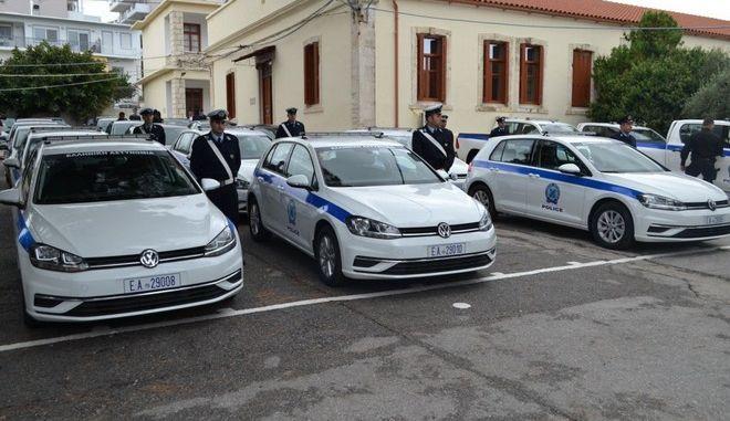 Δωρεά 30 οχημάτων στην ΕΛΑΣ από την οικογένεια Λεμπιδάκη